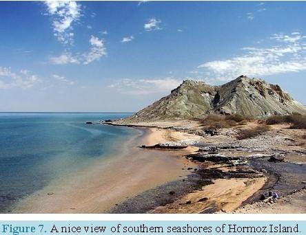 地质旅游推荐:伊朗霍尔木兹岛