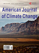 American Journal of Climate Change