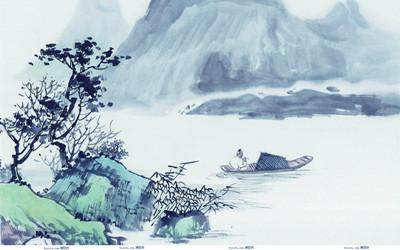"""园的孩子们讲古诗词一出手就用杜甫的绝句:""""迟日江山丽春风花草"""