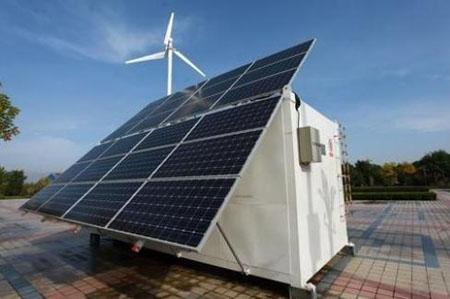 如东福山岛风光储柴项目,南麂岛微网项目,西藏阿里光伏储能项目,三沙