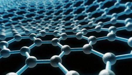 石墨烯是由sp2杂化的碳原子密排成蜂窝状的二维晶体结构.