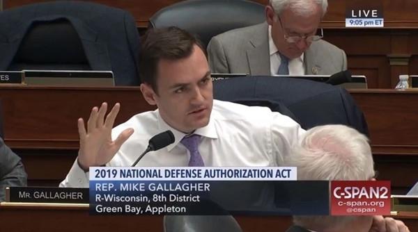 """美众议院通过修正案:""""千人计划""""学者不得获取国防部研究经费"""